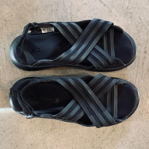 802c55d296a1 adidas Shoes - Y-3 QASA ELLE Sandal by Yohji Yamamoto